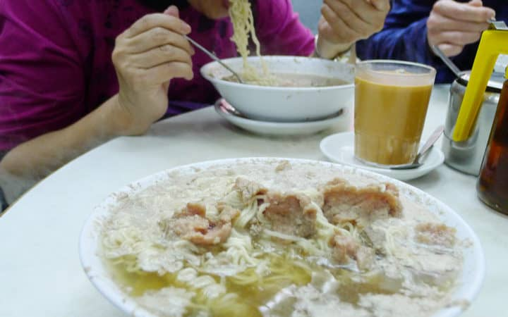 Wai Kee Noodle Cafe Hong Kong Sham Shui Po Nomss.com Delicious Food Photography Healthy Travel Lifestyle