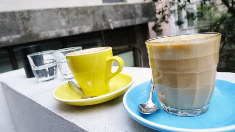 RABBIT HOLE COFFEE Hong Kong Nomss.com Delicious Food Photography Healthy Travel Lifestyle