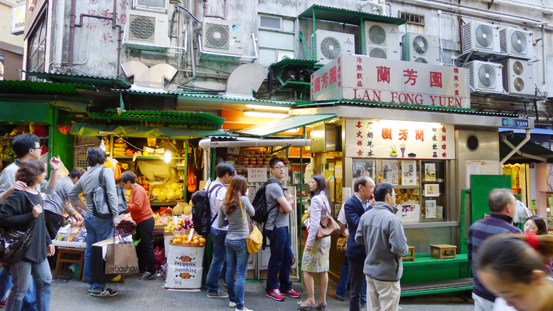 LAN FONG YUEN HONG KONG MILK TEA Nomss.com Delicious Food Photography Healthy Travel Lifestyle