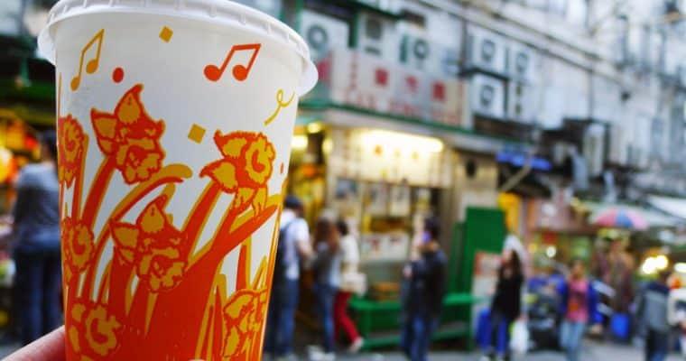 Lan Fong Yuen Hong Kong | 蘭芳園 Milk Tea Hype