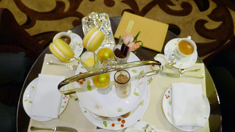 LANGHAM HOTEL AFTERNOON TEA HONG KONG Nomss.com Delicious Food Photography Healthy Travel Lifestyle