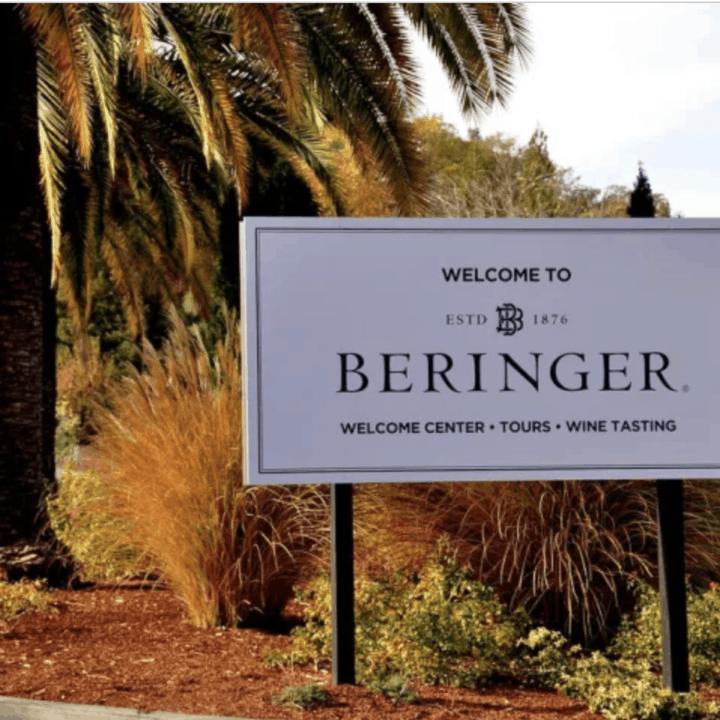 Beringer Vineyards, Napa Valley (St Helena)