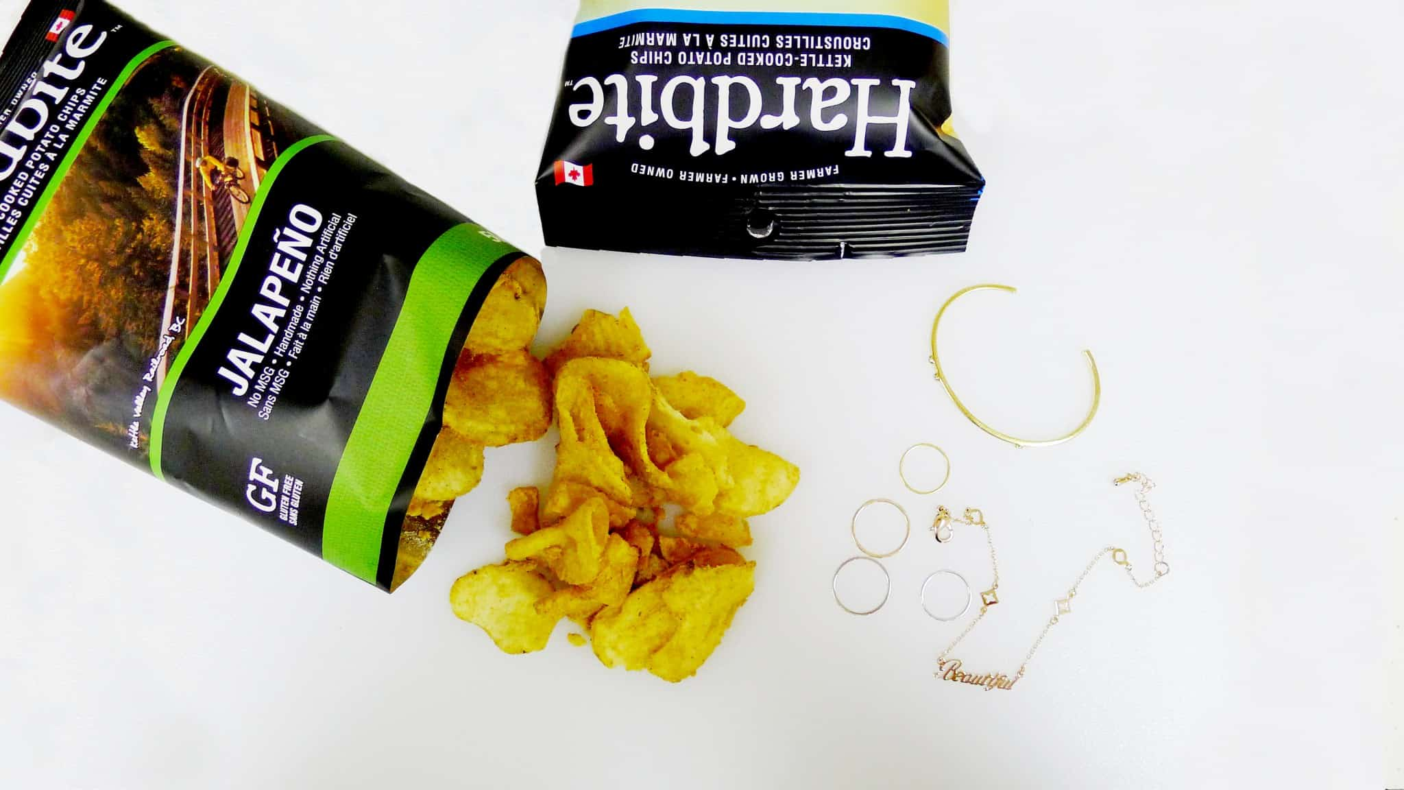 Hardbite Chips Review | No Artificial Anything Chips