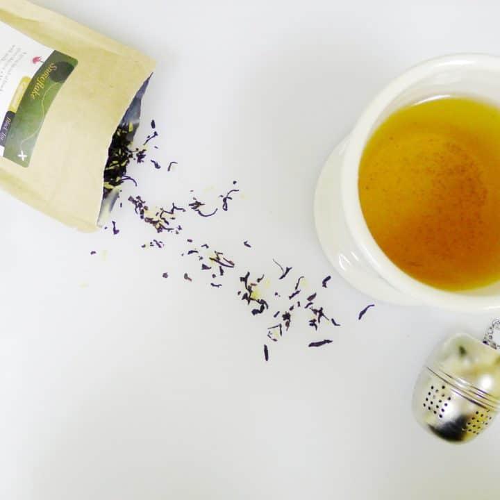 Tea Sparrow December Review 2013 Subscription Box