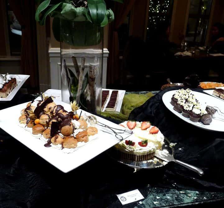 fleuri restaurant sutton place hotel best chocolate buffet