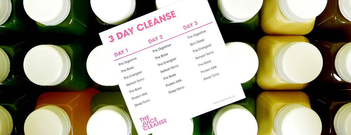 The Juice Truck Juice Cleanse | 3 Day Juice Cleanse Review