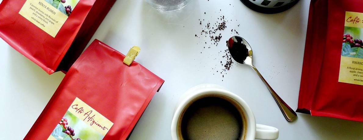 Caffe Artigiano Coffee Vancouver | Monday Madness