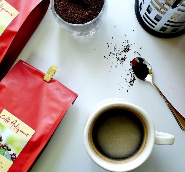 Caffe Artigiano Coffee Vancouver