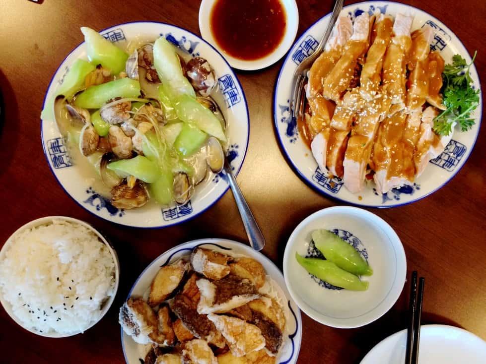 Maji Taiwanese Stir Fry Richmond   Taiwanese Tapas 麻吉台式熱炒