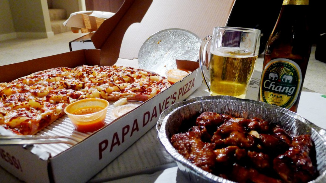 Papa Dave Pizza Port Coquitlam Takeout delivery