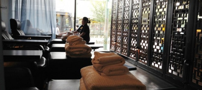Toe To Soul Relax Lounge Vancouver | Reflexology + Body Massage