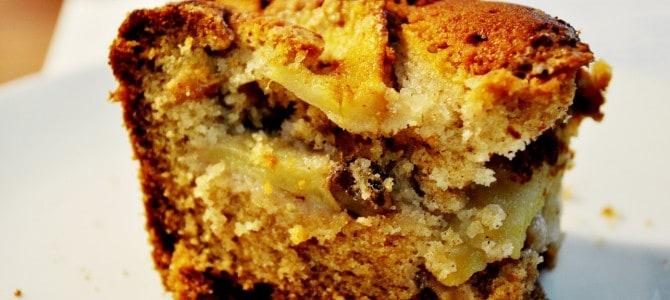Apple Cinnamon Buttermilk Cake Recipe | Fresh Local BC Apples