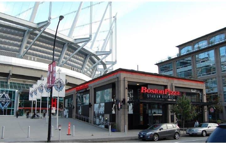 Boston Pizza Downtown Vancouver - Stadium District nomss.com
