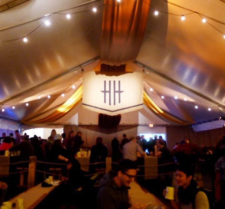 Harvest Haus Vancouver oktoberfest nomss