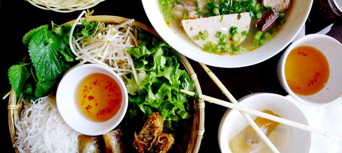 Mr. Red Cafe Vietnamese Restaurant Vancouver | Traditional Hanoi Northern Vietnamese Cuisine