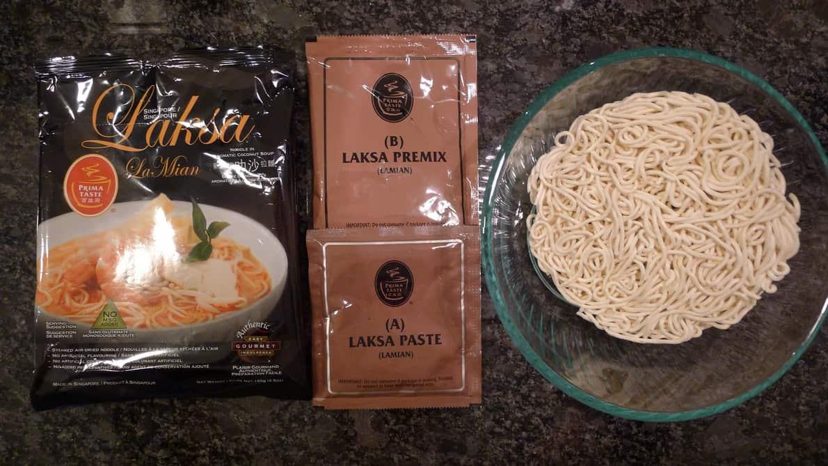 Prima Taste Best Singapore Laksa Instant Noodles