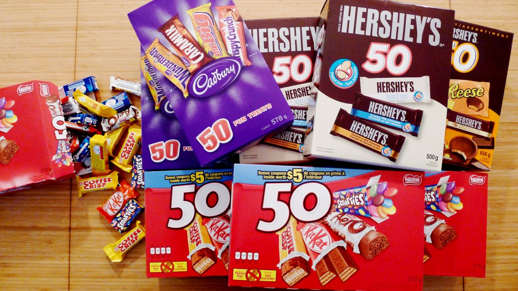 after halloween candy sale chocolates