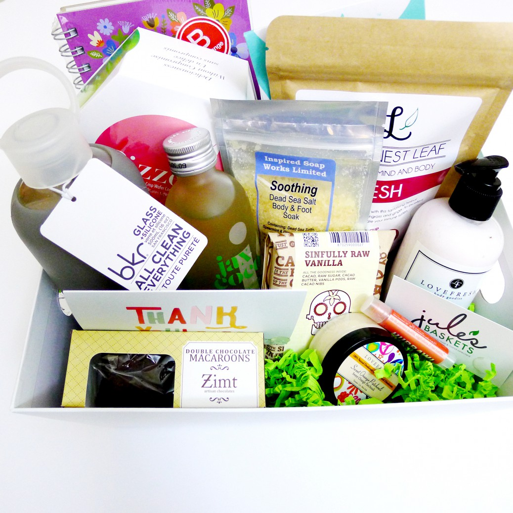Baby Gift Baskets Vancouver : Jules baskets gift basket curated personalized