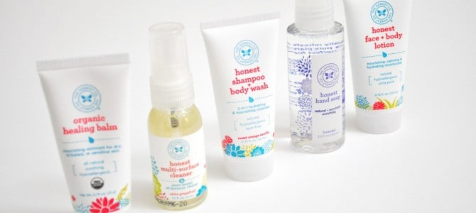 The Honest Company Non-Toxic Household Products Review | Jessica Alba Organic Healing Balm