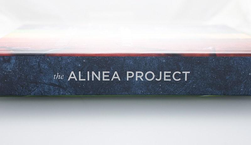 Alinea Cookbook by Grant Achatz   Obsessions