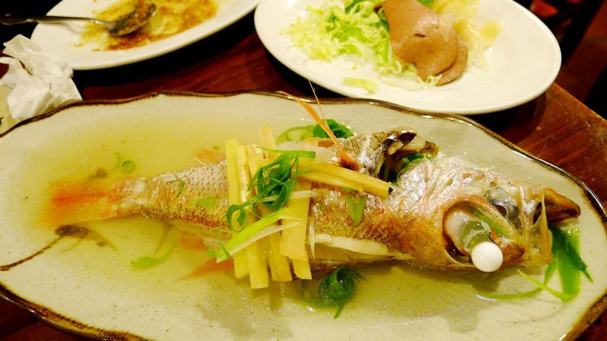 Lu Sang Taiwan 呂桑食堂   Taipei Yi Lan Restaurant