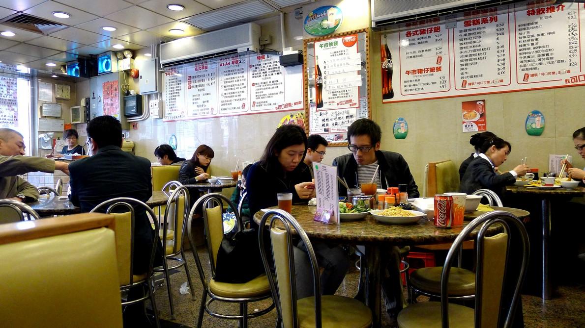 Macao Tea House Kowloon City Hong Kong instanomss nomss