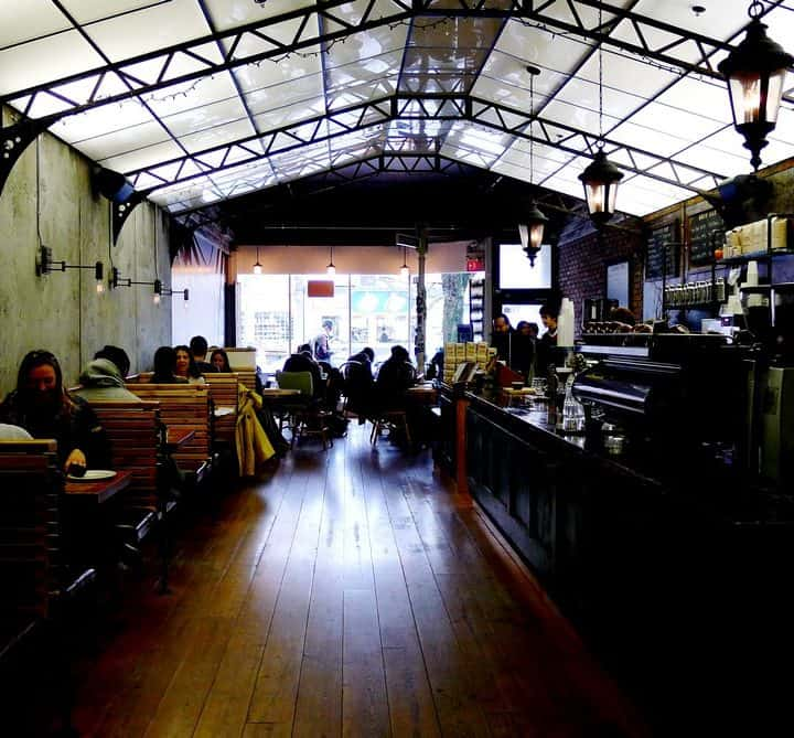 Platform 7 Coffee Shop Vancouver Hastings instanomss nomss