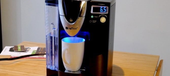 Remington iCoffee Opus Review | Single Serve Brewer Coffee Machine