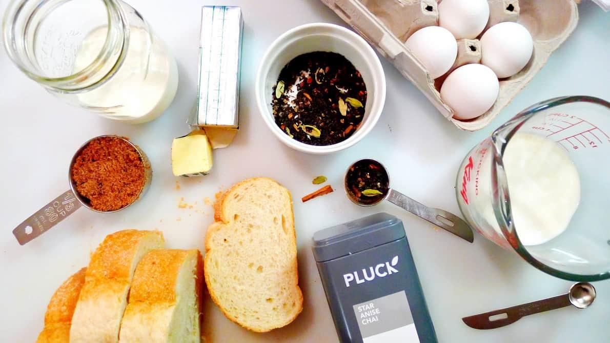 Chai Spiced French Toast Recipe | The Farmer's Apprentice Chefs Box