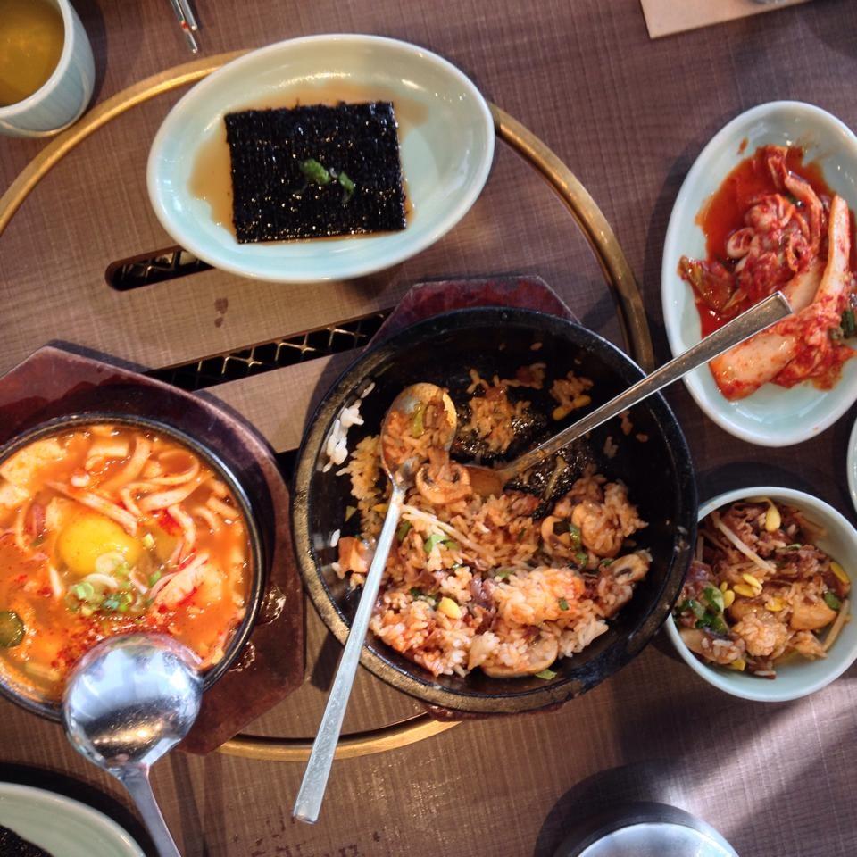 sura korean royal cuisine restaurant richmond galbi and. Black Bedroom Furniture Sets. Home Design Ideas