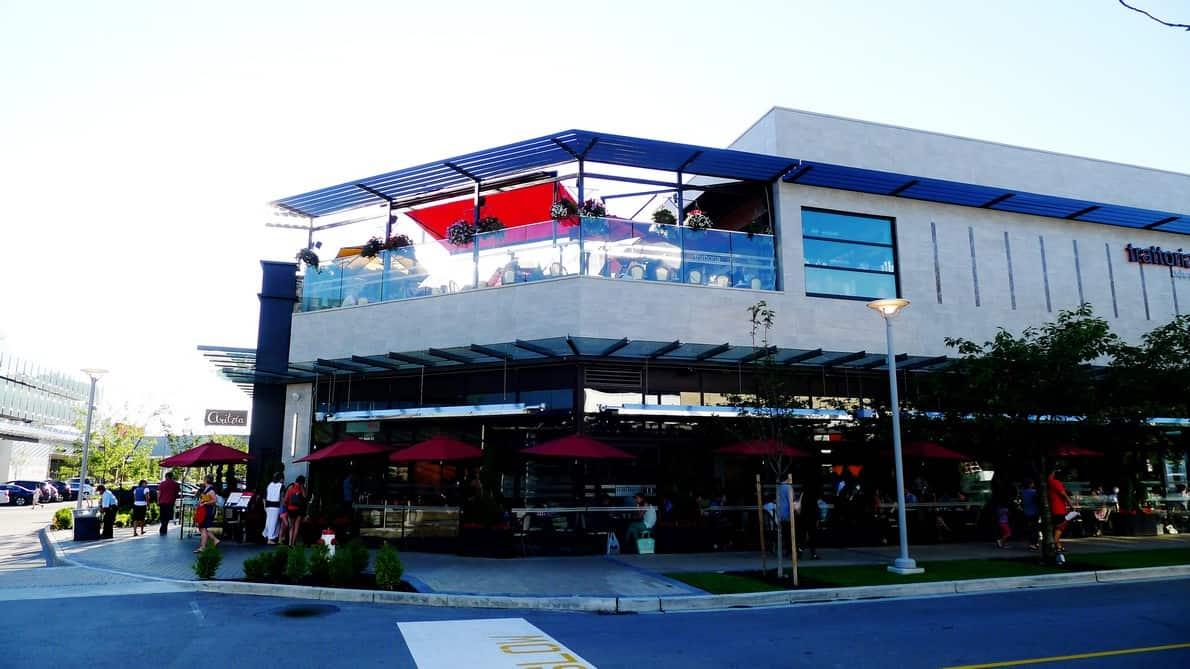 Italian Restaurant West Fourth Vancouver