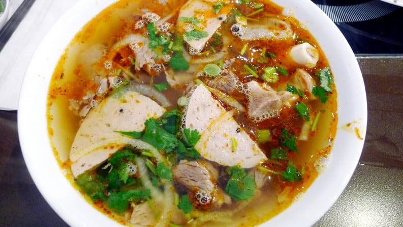 Pho Ho Vietnamese Noodle Soup Richmond | 何記牛肉粉
