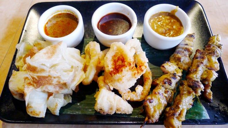 Spoon Kitchen Vancouver Kitsilano Malaysian Dinner Instanomss Nomss