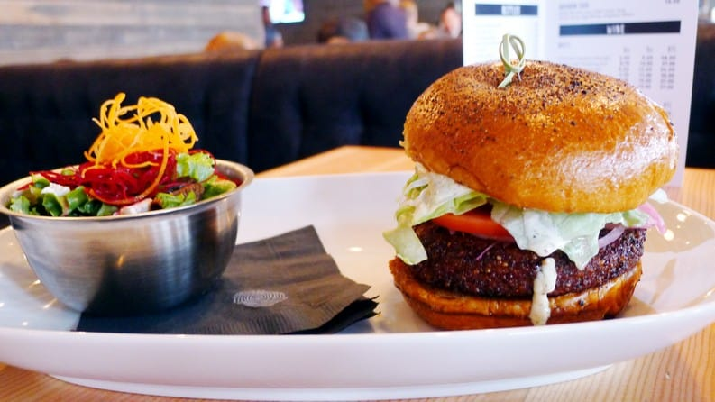 WIN Burgers for Two at Colony Main Street Vancouver