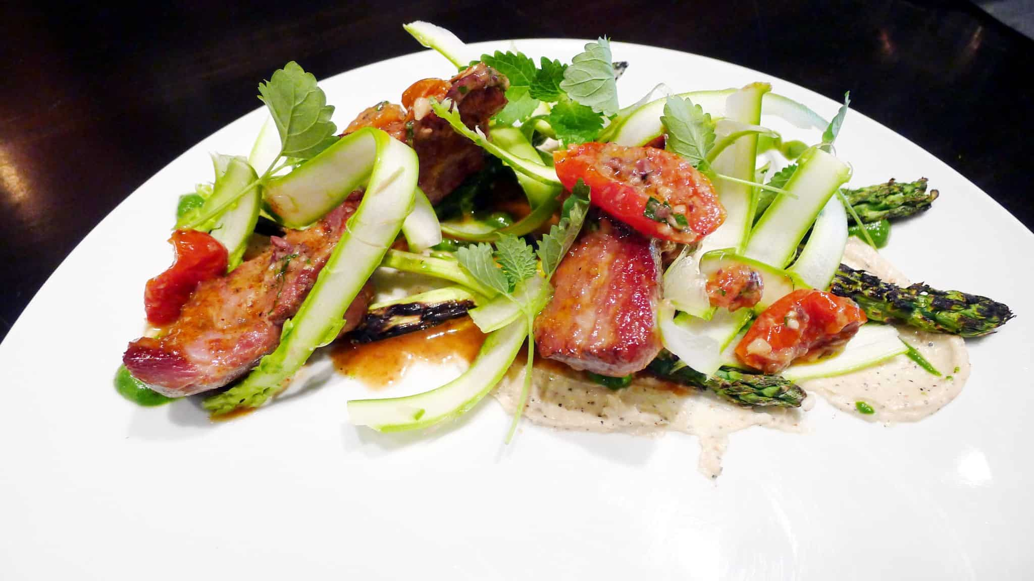 AnnaLena Kitsilano Vancouver | Chef Mike Robbins from The Oakwood