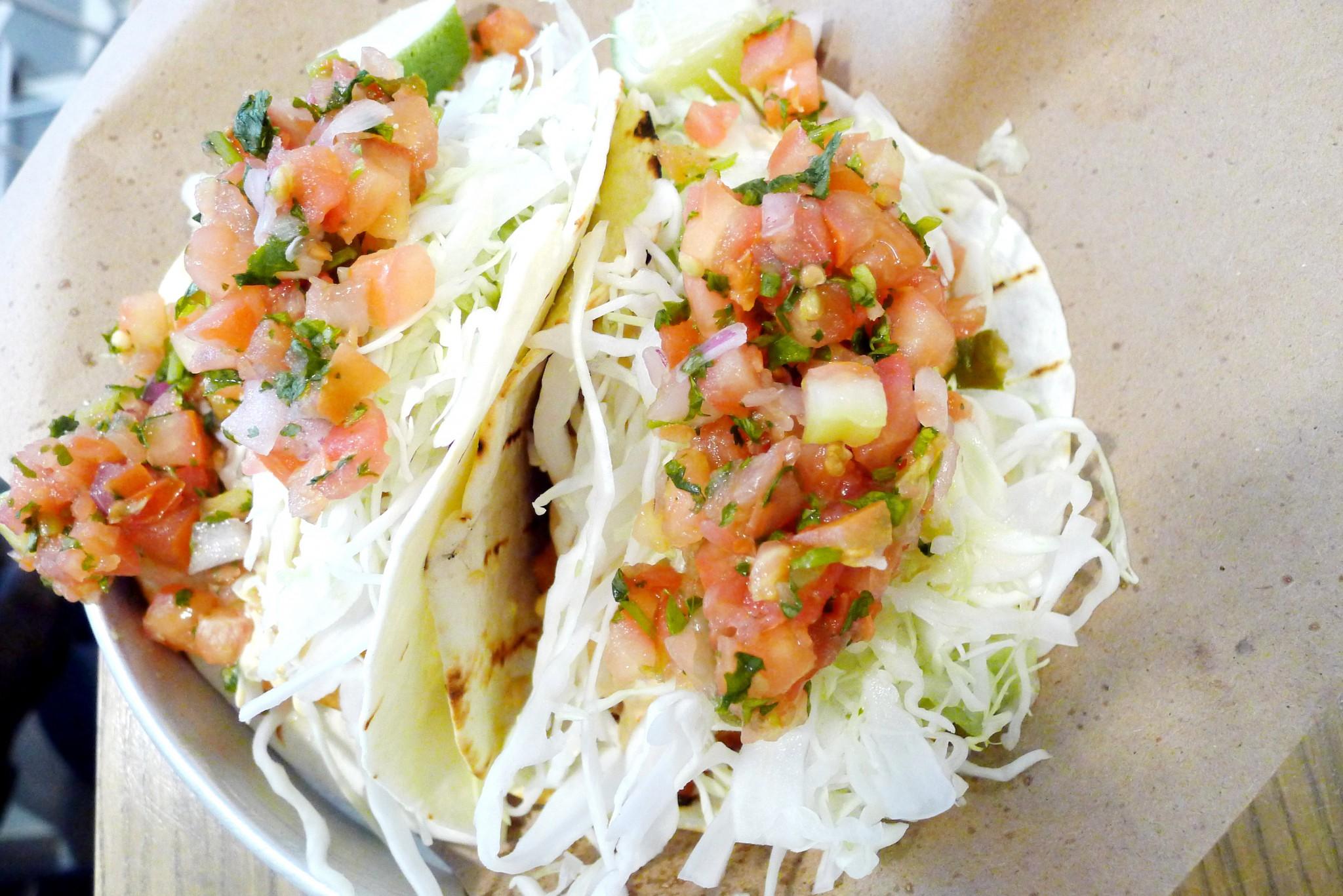 Tacofino Burrito Bar Gastown | Mexican Tacos Tostada Ceviche