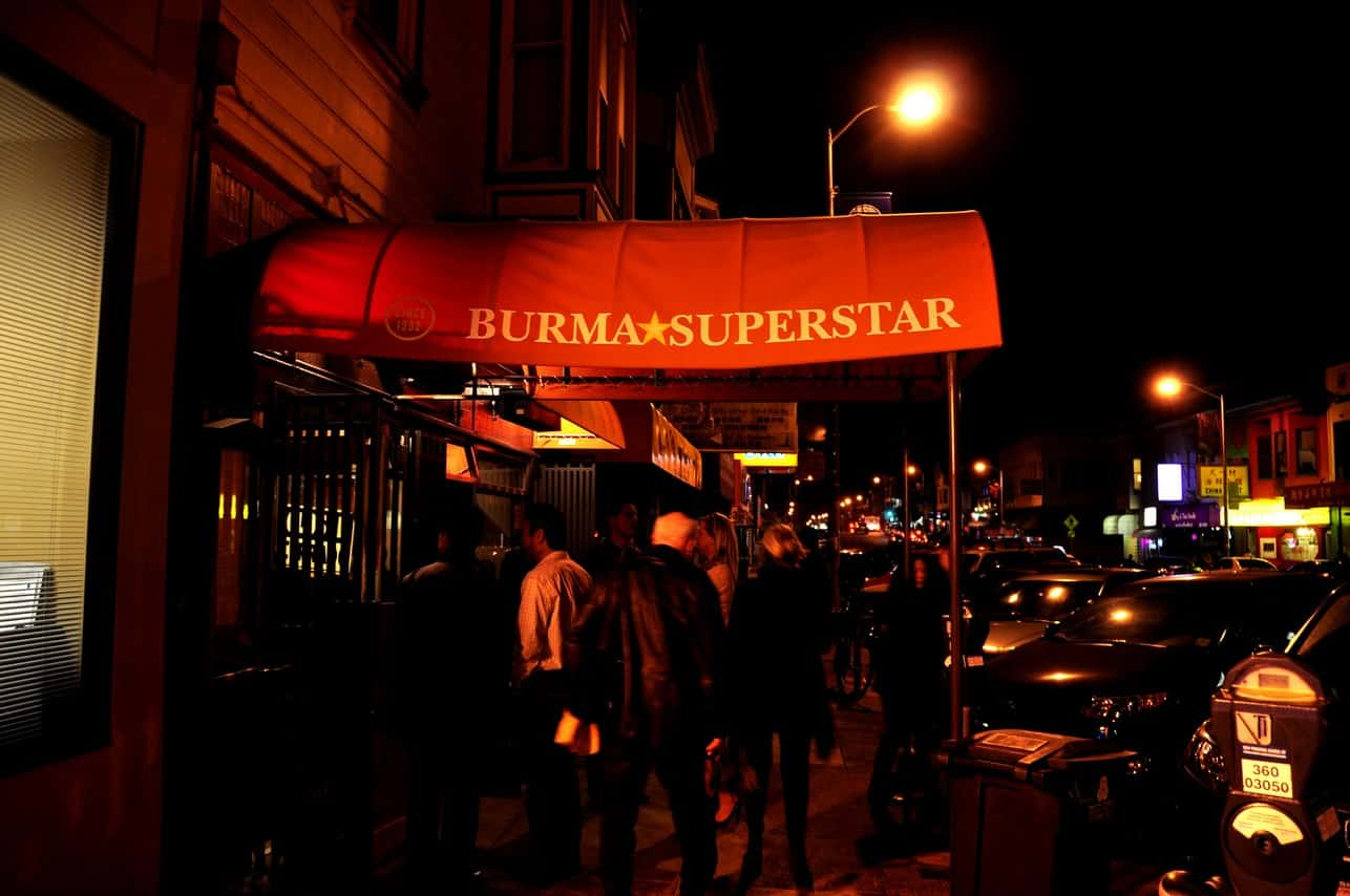 Burma Superstar San Francisco Instanomss Nomss