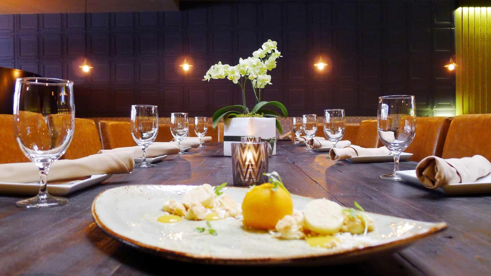 Lips Resto Vancouver   Davie Street Elegant Dining