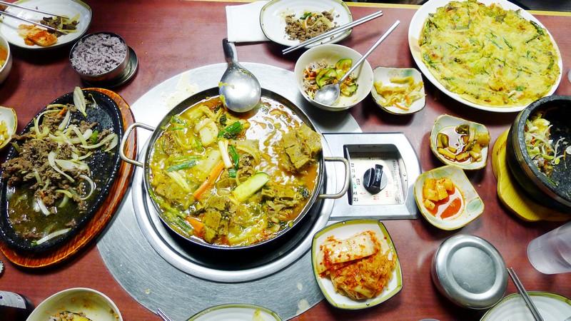 Best Korean Food Coquitlam