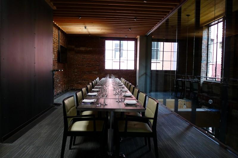 L abattoir vancouver brunch gastown french restaurant - Immense maison vacances new york ss mm design ...