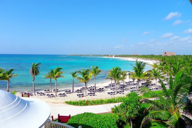 Mexico Cancun Barcelo Palace Maya Deluxe Vacation Travel Blog Instanomss Nomss