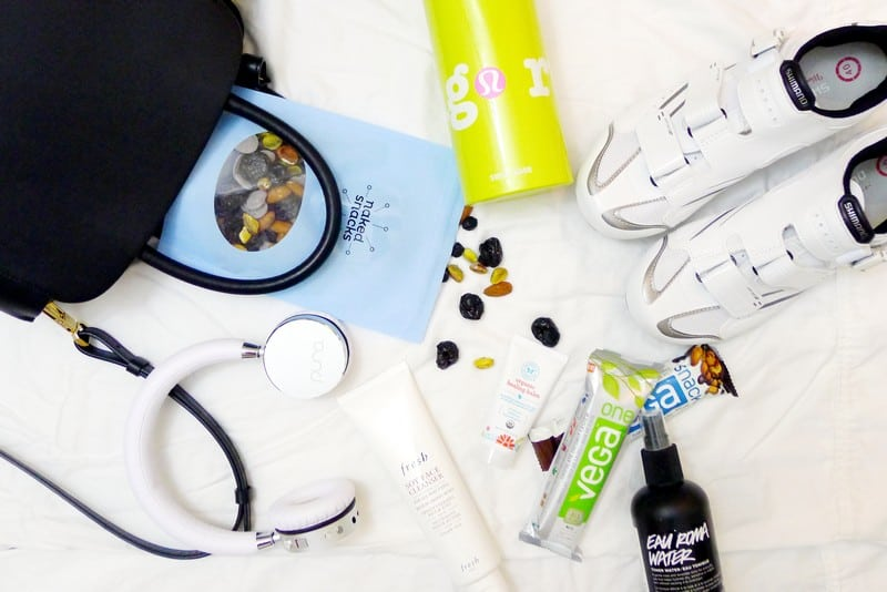 Gym Bag Essentials | 7 Items You Need In Your Gym Bag Now