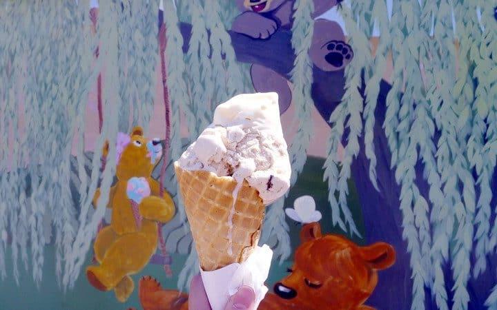 Tickleberrys Ice Cream Okanagan Falls British Columbia BC Travel Blog Instaomss Nomss