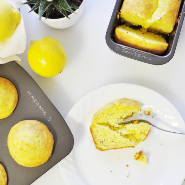 Bakers Secret Lemon Lavender Muffins Recipe Instanomss Nomss Food Travel Lifestyle Canada