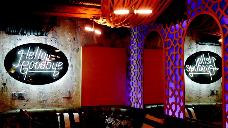 Hello Goodbye Bar Vancouver | NYC Hidden Bars in Yaletown