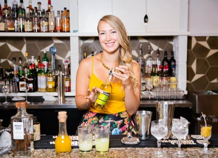 TACOFINO INTRODUCES NEW BAR MANAGER, DRINK MENU AND HAPPY HOUR SPECIALS AT TACO BAR IN GASTOWN Julia Diakow-10Photo Credit Charles Zuckerbergb