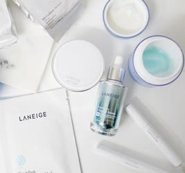 laneige korean skin care best moisturizer hydration sephora water bank serum
