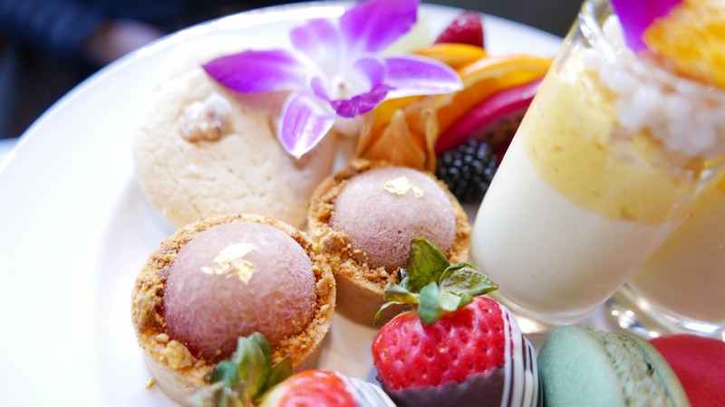 The Urban Tea Merchant Vancouver Lunar Chinese New Year High Tea Instanomss nomss food photography Lifestyle
