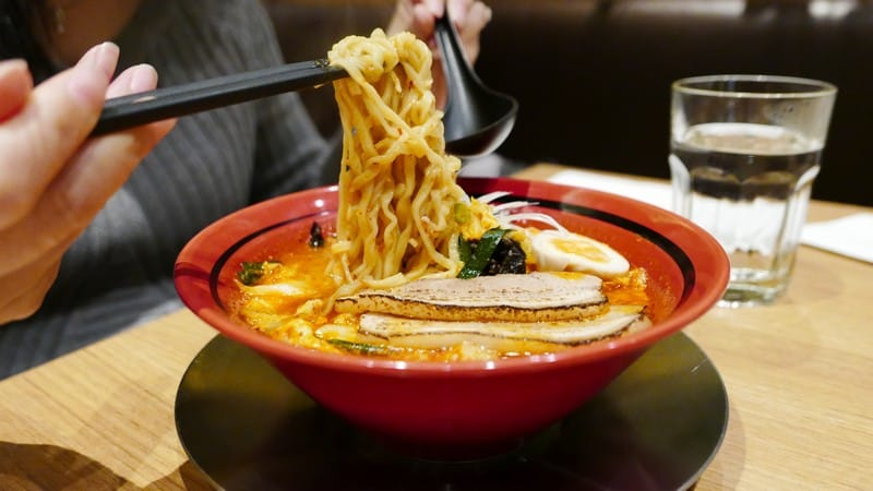 Sanpoutei Ramen Richmond Ramen Japanese Instanomss Nomss Food Photography Healthy Travel Lifestyle Canada