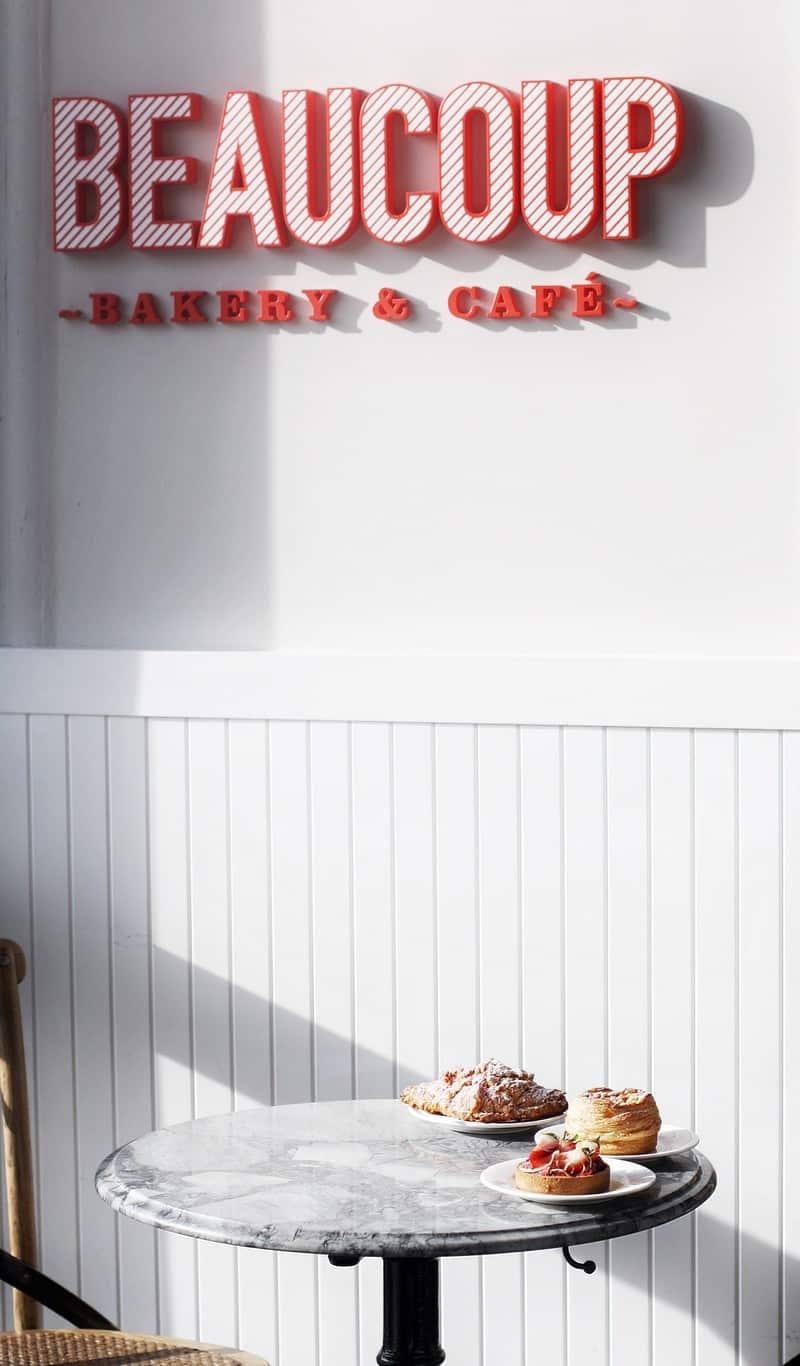 Beaucoup Bakery Vancouver | Spring Rhubarb Season Treats
